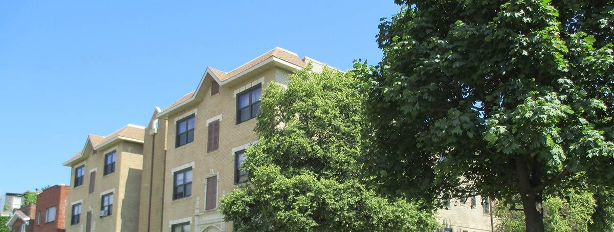 Union sarah apartments header