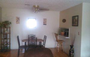 Kirkwood Apartments Dining Room