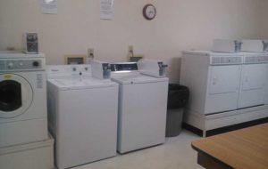 Kirkwood Apartments Laundry Room
