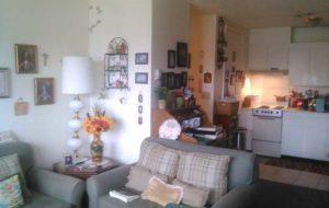 Kirkwood Apartments Living Room